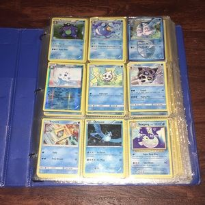 Pokémon Binder With Over 500 Cards!